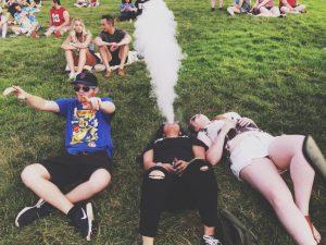 THC Vape High