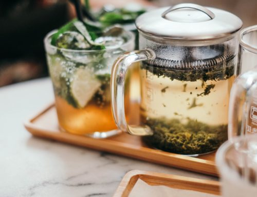What is CBD Detox tea?